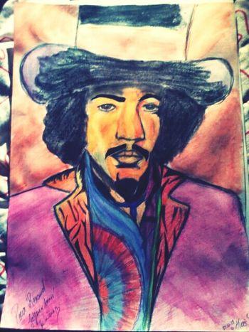 Colours Withdrawing Cash Jimmy Hendrix EyeEmBestEdits
