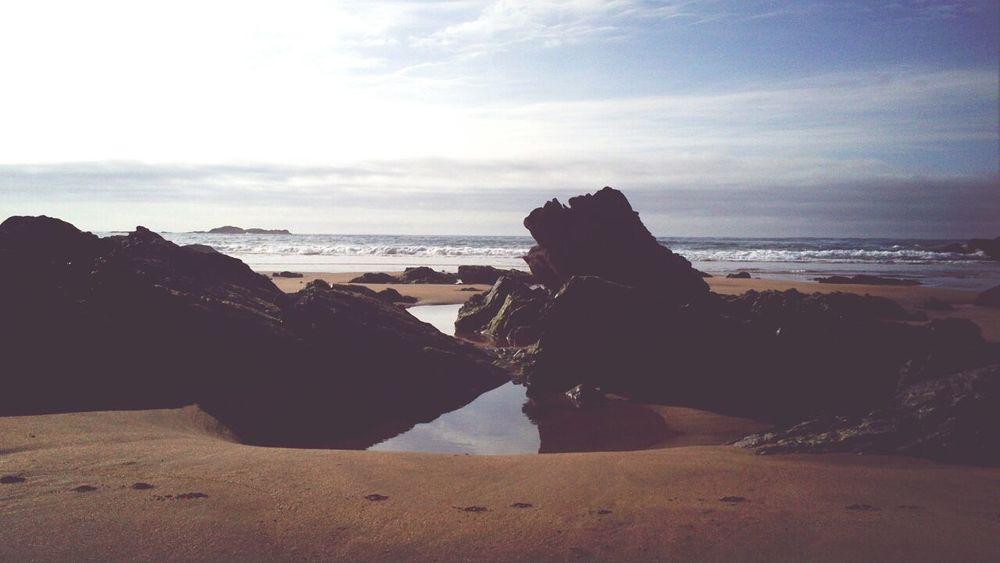 Summer is coming. Beach Sun Waves Sea