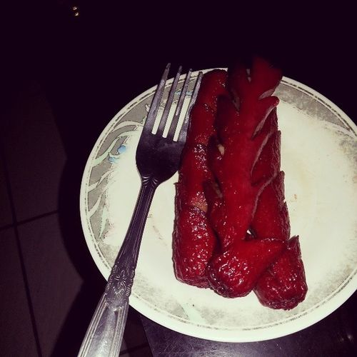 HotDog my Favorite eversince. Kuyah cooked this... love you for treating me like a Queen