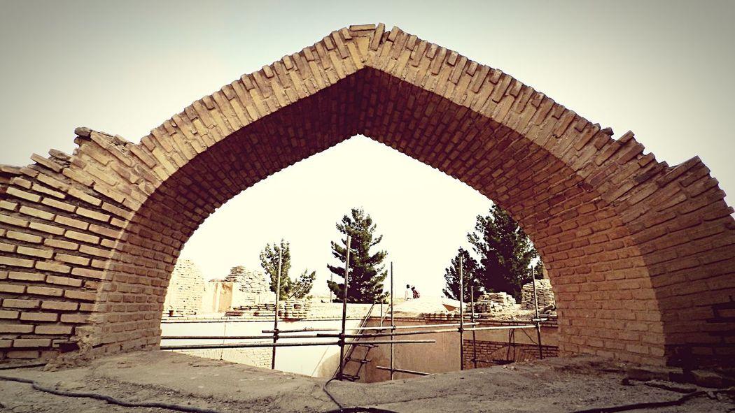 Brick Ancient Architecture Asian Culture iranian architecture Hello World Arc Iranan Architecture
