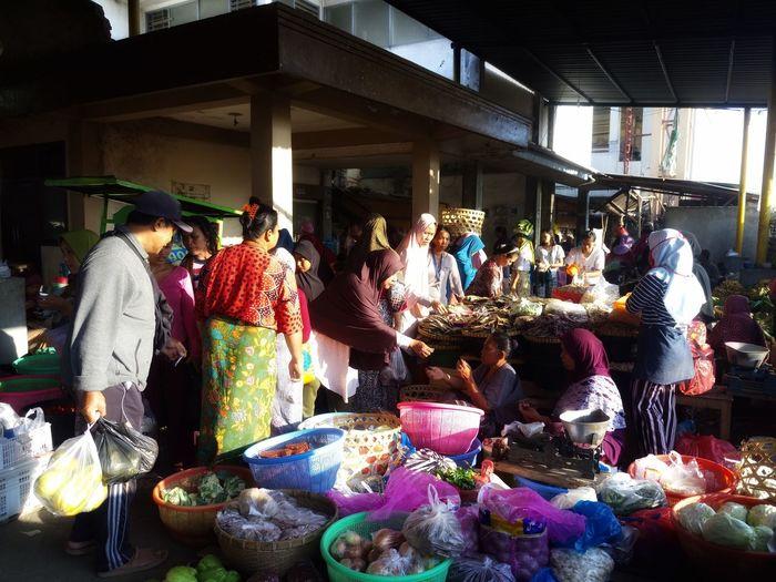 Market Ceremony