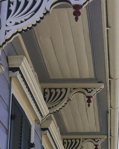 All About Eaves Low Angle View Architecture Built Structure Neworleans NewOrleans Music