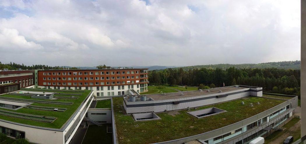 Panorama Krankenhaus Klinikum Nature