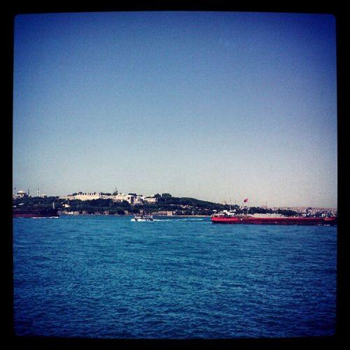 Onferryboat Haremtosirkeci