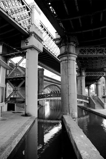 Architectural Detail Architecture Architecture_bw Architecture_collection Bnw_collection Castlefield Eye4black&white  Eye4photography  EyeEm Best Shots From My Point Of View Industrial Photography Manchester The Architect - 2016 EyeEm Awards