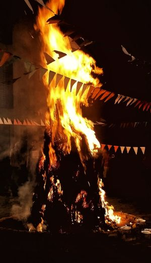 Holika dahan during Holi festival. Holika Dahan Holi Indian Culture  Indianfestival Holi Celebration.india Flame Motion Burning
