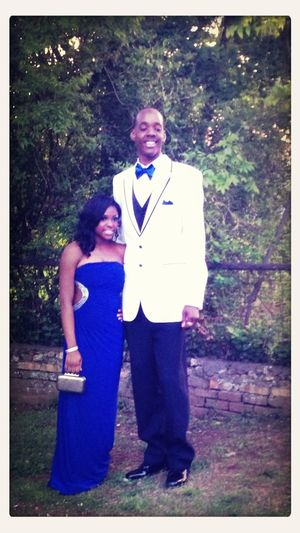 Ashton and AC headed to prom