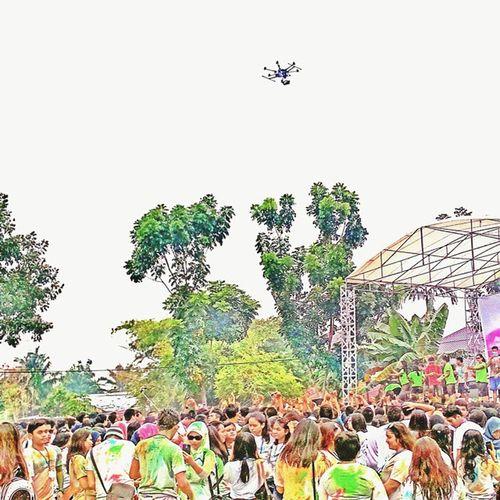 VSCO Vscocam Colourfest Colourfestpku colourrun colourfestival pekanbaru exploreriau