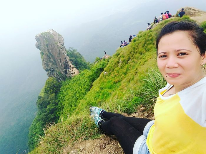 Conquered Great Heights Mt. Pico De Loro Traverse Wanderlust