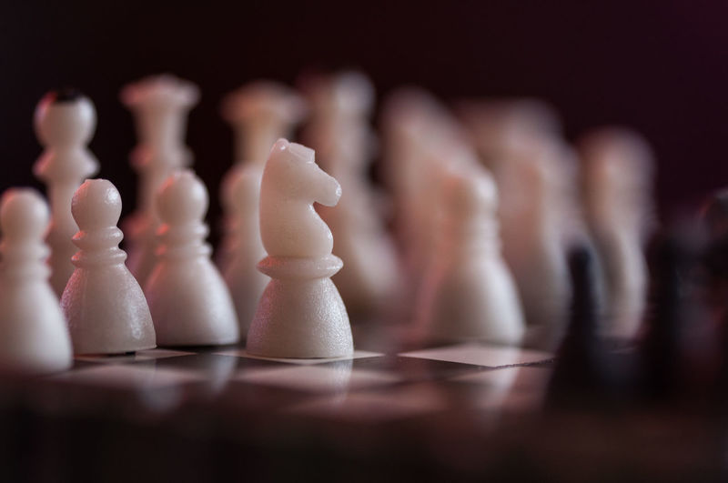 Chess Chess Board Chess Piece Chess, Chessboard, Checker, Checkerboard, Chequers, Piece Close-up Competition Knight - Chess Piece Large Group Of Objects Pawn - Chess Piece Queen - Chess Piece Strategy