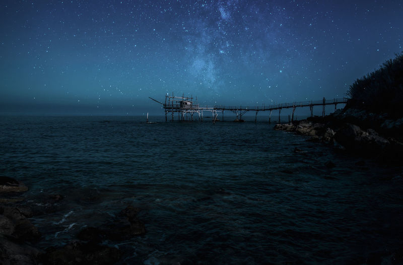 Water Sky Night Scenics - Nature Sea Beauty In Nature Nature Space Built Structure Bridge Waterfront Connection Architecture No People Star - Space Astronomy Bridge - Man Made Structure Transportation Land Outdoors Horizon Over Water Trabocchi Milky Way Milkywaygalaxy Starry Sky Starry Night Astrophotography Astrophoto Horizon Infinity Blue Sky Waves, Ocean, Nature Cliffs Beach Sand Landscape Nature_collection Nature Photography Naturelovers Nature On Your Doorstep Nature Lover Landscape_photography Landscape_Collection Long Exposure Astrophotography Astronomy EyeEm Best Shots EyeEmNewHere EyeEm Nature Lover EyeEm Selects EyeEm Gallery