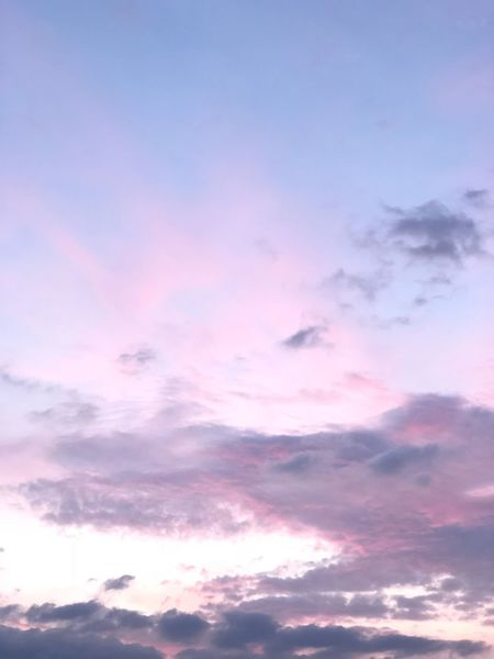 Cloud - Sky Sky Sunset Tranquility Scenics - Nature Beauty In Nature Pink Color Dramatic Sky Purple Cloudscape Orange Color Dusk