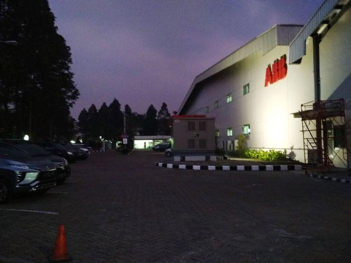 High-voltage Switchgear Factory Abb