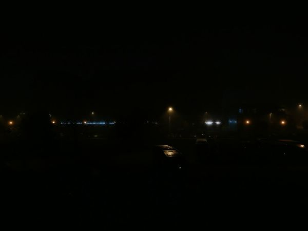 Zagreb, Croatia @ Night ... Mobilephotography Night Illuminated Dark No People Outdoors City Sky