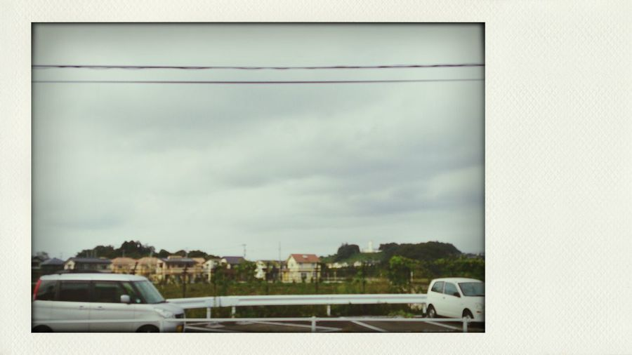 Cloudy day...