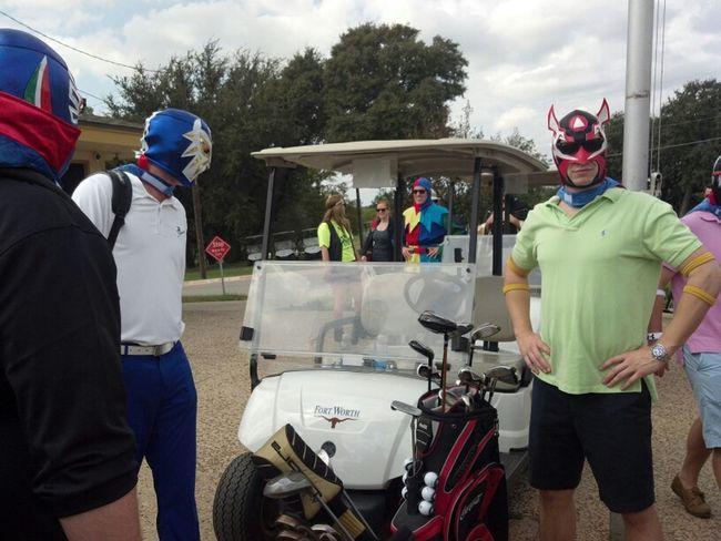 IProspect Golf Tournament 2012