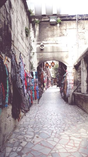 Streets of istanbul (sultan ahmet)