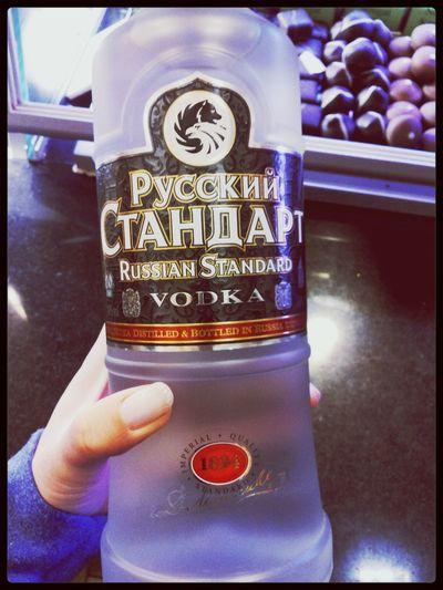 Russian Standard Vodka ♡♥ Alkohol