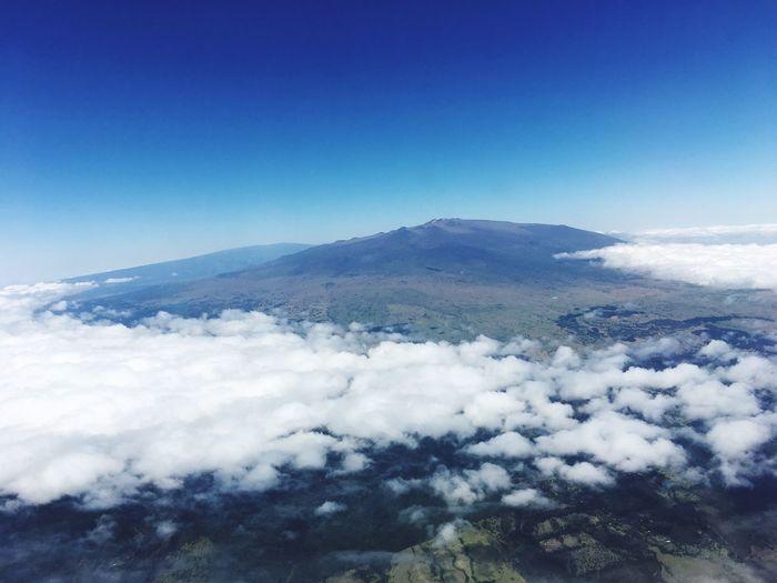 Maunakea Nature Hawaii Big Island