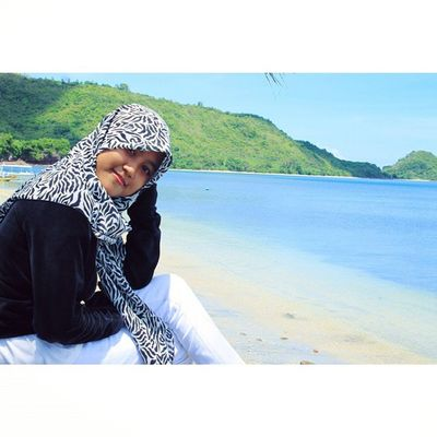 Likeforlike Like4like Instalike Instagram Instagood Instadaily Instalove Instapict Indonesian Lombok F4F Followme Follow4follow Followforfollow Hijab Love Me Hunting Holiday Beach Beautiful Panorama Robotlike