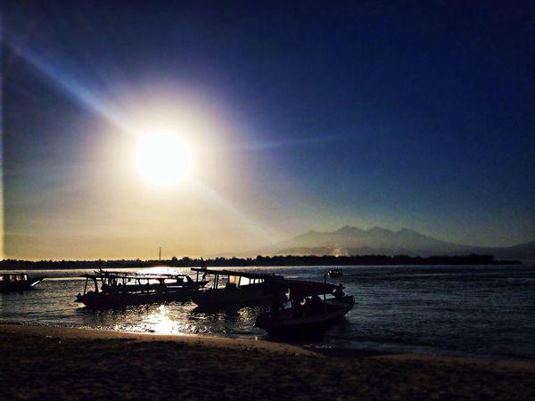 Sunrise by Fotojim  -- last day in Indonesia!