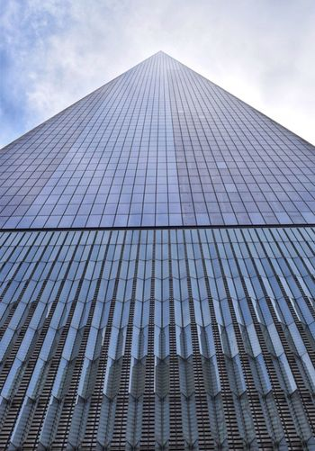 Architecture Built Structure Low Angle View Building Exterior Modern Sky Tall Skyscraper
