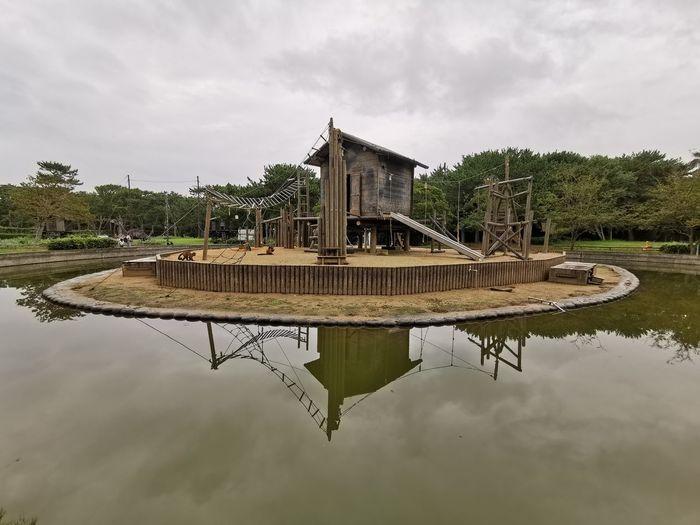 Tree Water Lake