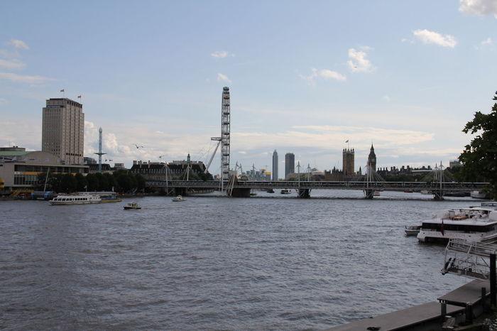London Trip London London Eye Landscape_Collection