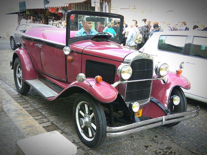 Transportation Mode Of Transport Land Vehicle Car Retro Car Retrocar Retromoblie Beauty! רכב אוספנות רכבאוספנות ישראל Israel Telaviv