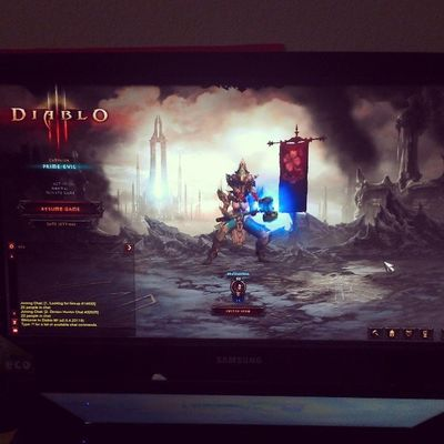 so.. we meet again.. Diablo3