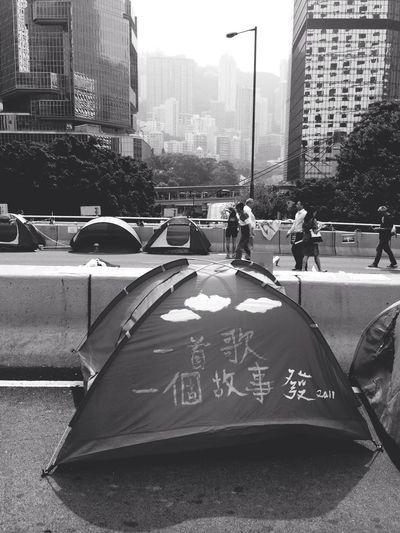 Hong Kong Oclp Occupycentral HongKong