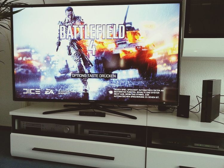 Gaming PS4 Battlefield 4 Love