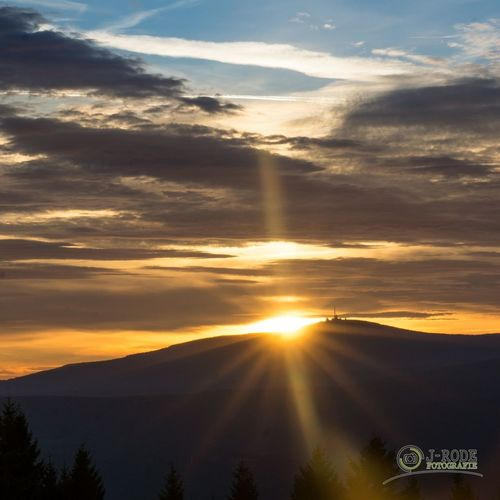 Brocken Harz Www.j-rode-fotografie.de Sonnenaufgang