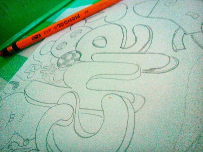 Doodle Artistkuno