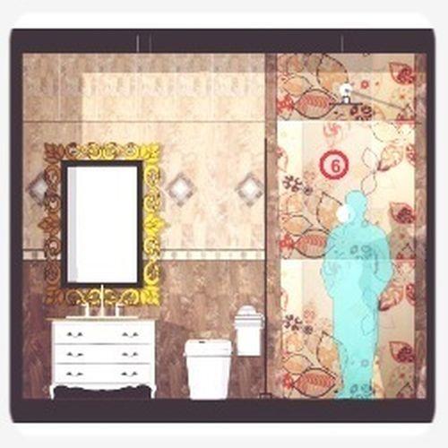 Toilette Art Jheffryswid Design