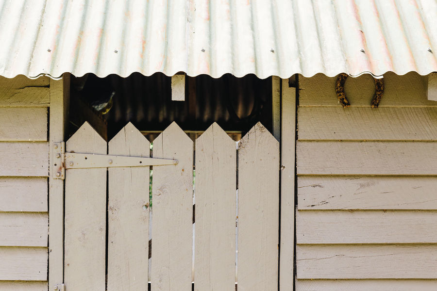 Architecture Building Building Exterior Close-up Corrugated Iron Day Detail No People Old Old Buildings Outdoors Roof Shed Stable The Architect - 2017 EyeEm Awards