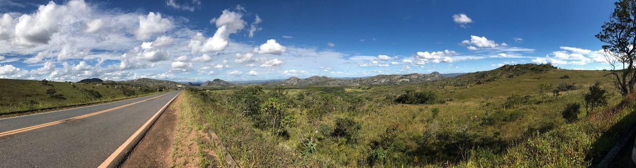EyeEm Selects Brazil ❤ No People Landscape Nature Cloud - Sky Outdoors Scenics Bahia Chapada Diamantina Bahia/brazil