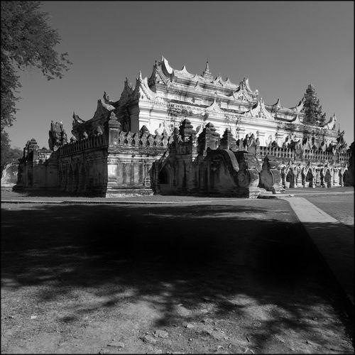 Amazing Temple Myanmar