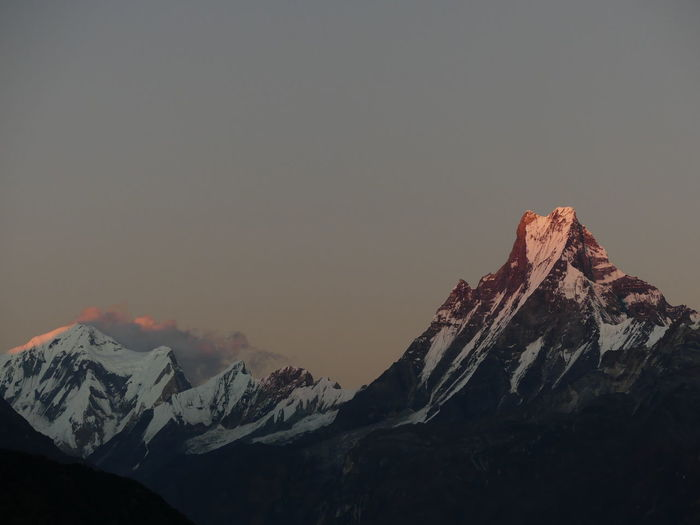 Blue Hour Hiking MountainLovers Nepal Beauty In Nature Hiking Adventures Idyllic Landscape Machhapuchhare Mountain Mountain Range Mystical Nature Naturelovers Outdoors Poon Hill Scenics Snow Snowcapped Mountain Tranquil Scene Tranquility Fresh On Market 2017 The Great Outdoors - 2018 EyeEm Awards