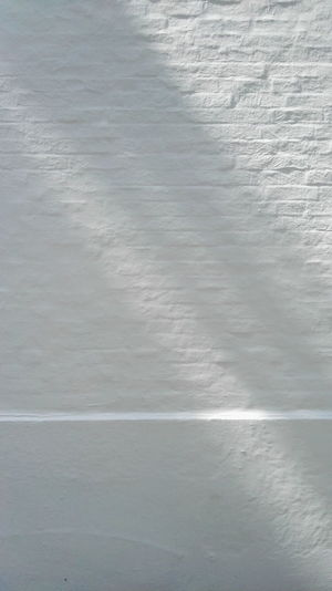 Brick Wall Backgrounds Beauty In Nature Brushed Metal Close-up Day High Angle View Indoors  Light And Shadow Nature No People Pattern Rippled White Pattern White Wall