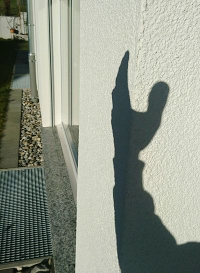 Schattenspiel  Schatten Hand HJB