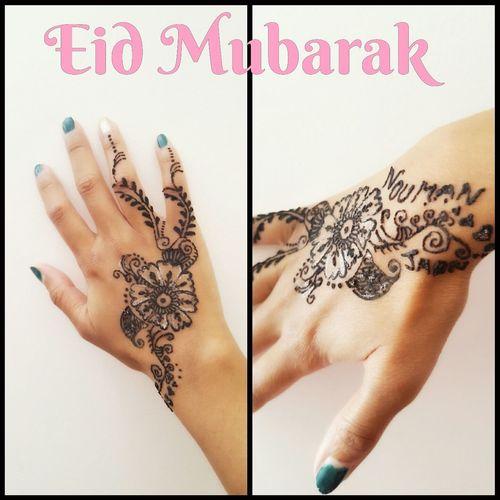 EyeEm Selects Henna Mendhi Eid Eid Mubarak Art Creative Hennaart