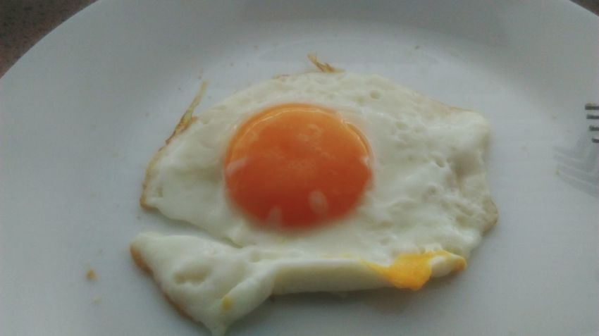 Food And Drink Egg Yolk Egg Freshness Breakfast White And Yellow