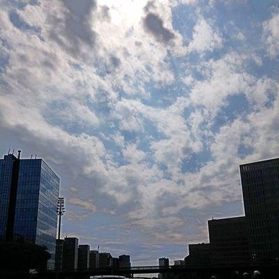 Hospitaletdellobregat Clouds Nubes Pilvet Nuages