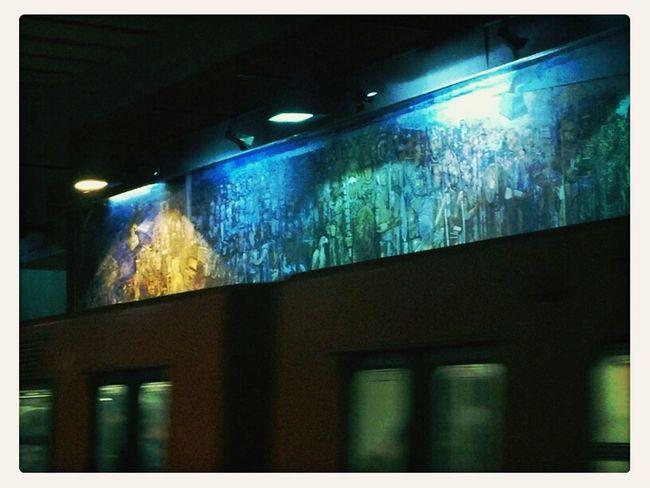 mural metro copilco¡¡¡...