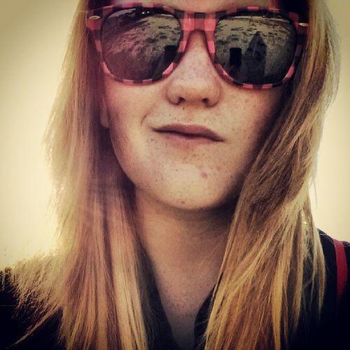 Sunglasses Straighthair Devilishsmile Boyfriendsshirt
