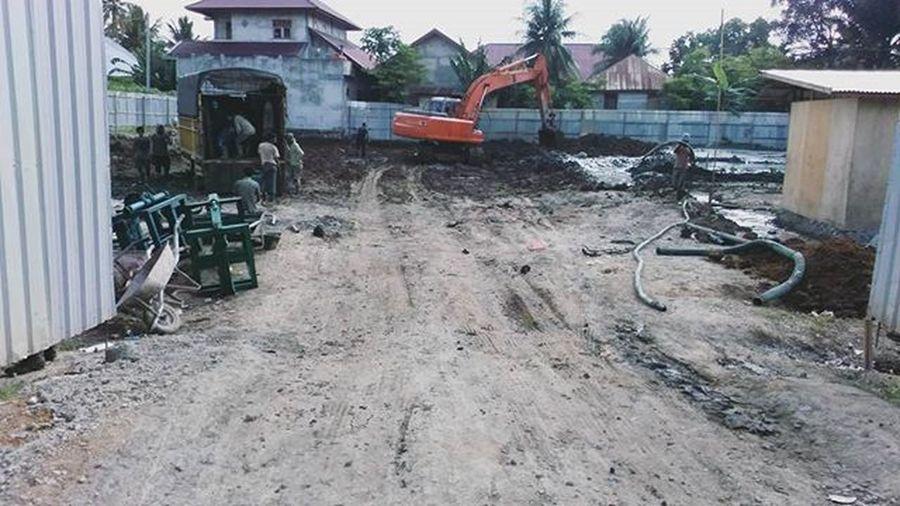 pelaksanaan pekerjaan Green Aceh Hospital Rekayasaaandalan Rekan Konstruksi Konstruksibandacaeh