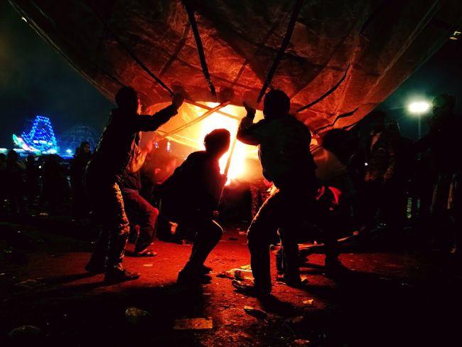 Fire Balloon Myanmarphotos Myanmar View Finding New Frontiers
