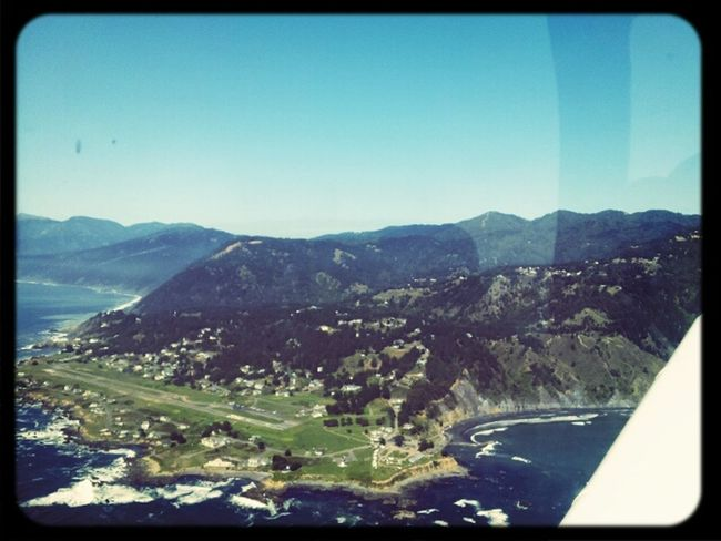 birds eye view of shelter cove Enjoying Life AirPlane ✈ Taking Photos The Path Less Traveled By Pointer Footwear