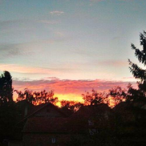 Morning Sunrise Attheendoftheworld